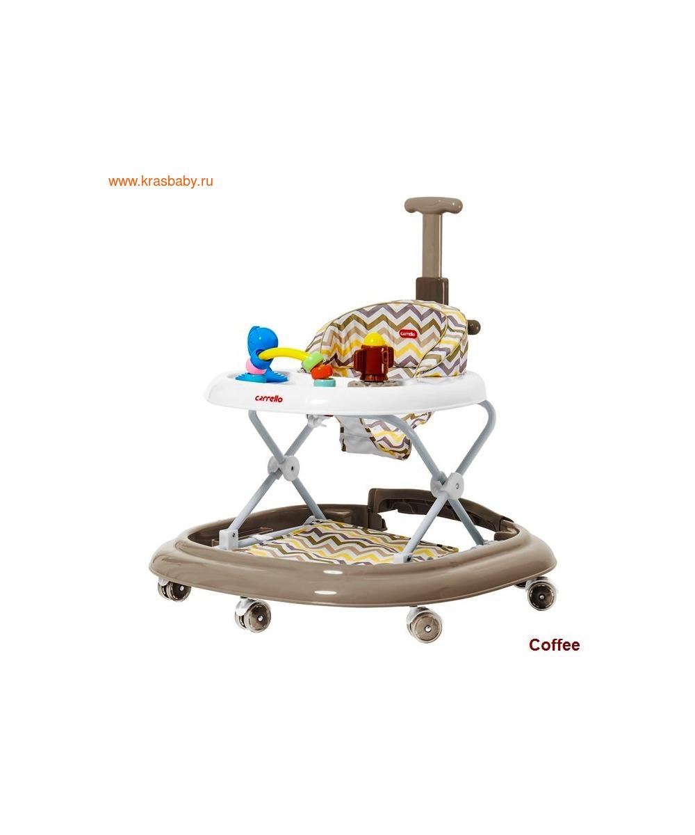 Ходунки детские CARRELLO ETERNO 3 в 1