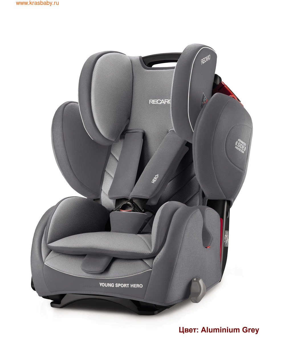 Автокресло RECARO Young Sport Hero (9-36 кг) (фото)