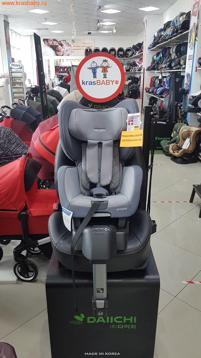 Автокресло RECARO OptiaFix (9-18 кг)