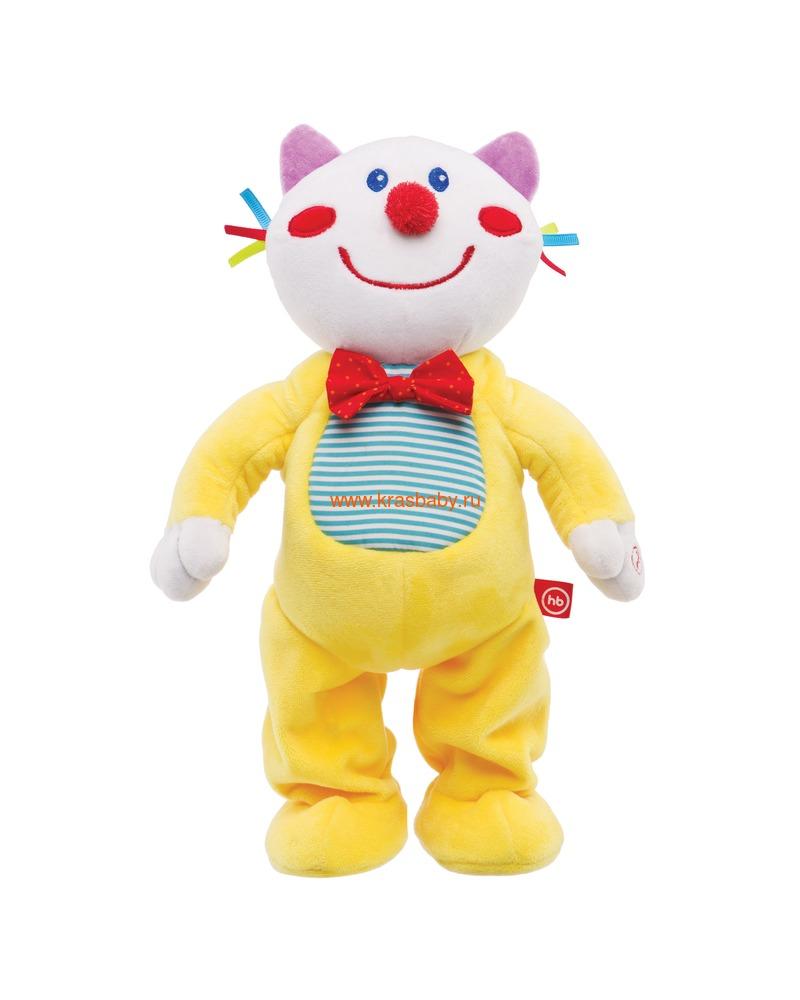 HAPPY BABY Игрушка музыкальная MR.CAT (фото)