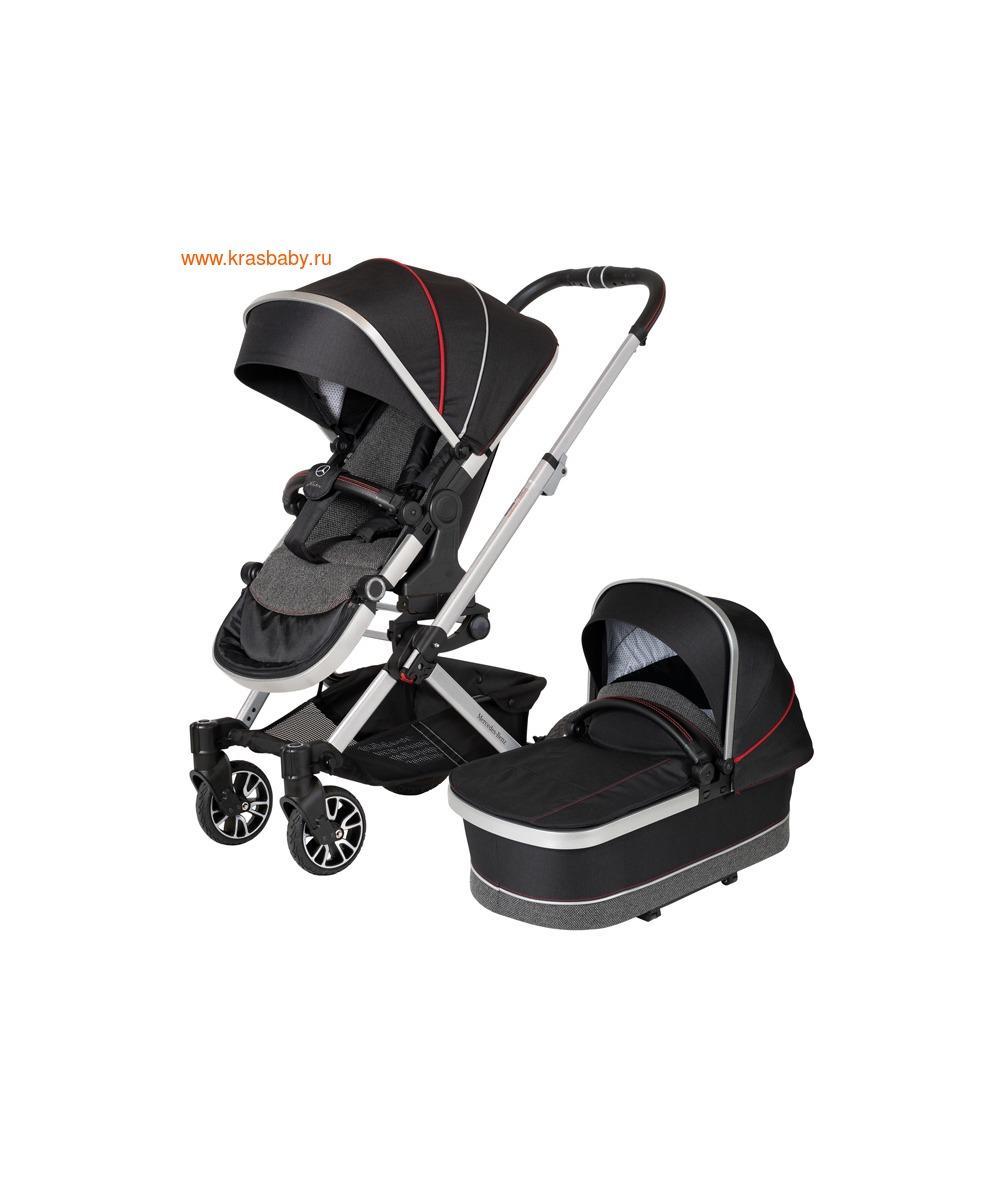 Коляска модульная HARTAN Avantgarde Mercedes-Benz Collection Sport (фото)