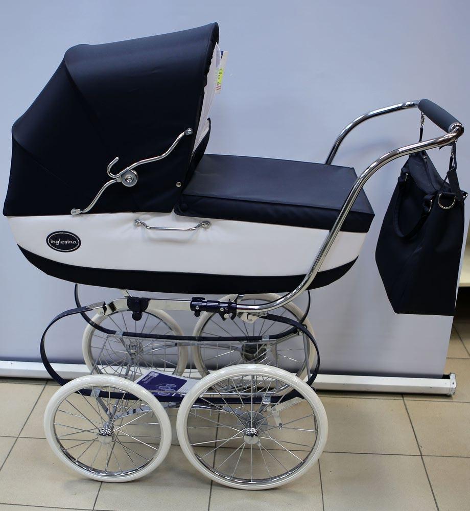 Коляска для новорожденного Inglesina CLASSICA (фото)