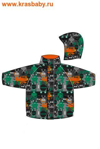 REIKE Комплект детский (куртка+полукомбинезон) UFO grey (фото)
