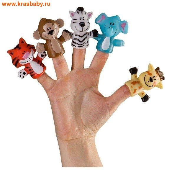 HAPPY BABY Игрушка на палец Fun amigos (фото)