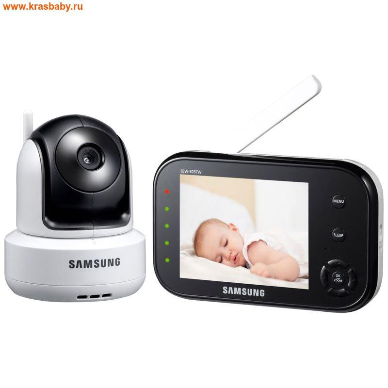 SAMSUNG Видеоняня SEW-3037WP (фото)