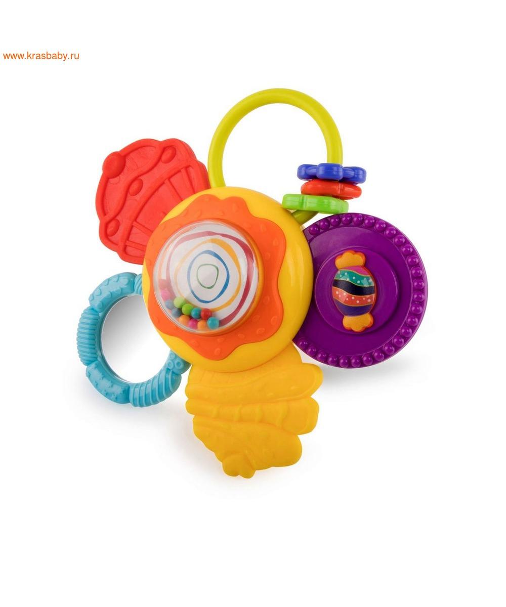 HAPPY BABY Развивающая игрушка CANDY FLO (фото)