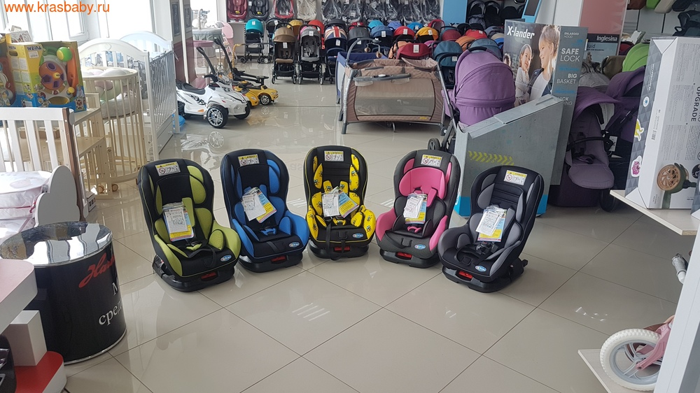 Автокресло Kids Prime LB 303 (0-18 кг) (фото)