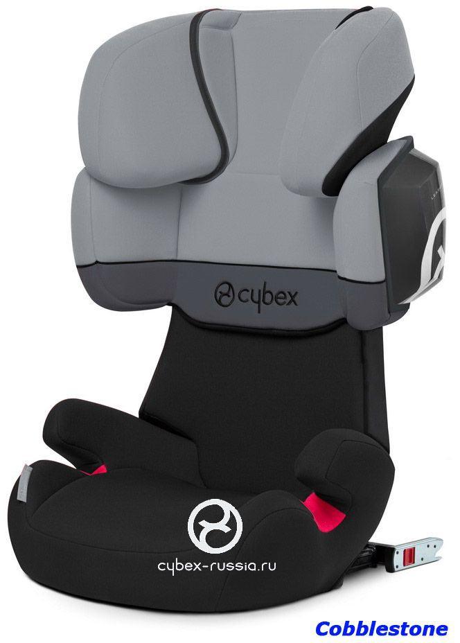 Автокресло CYBEX SOLUTION X2 FIX (15-36 кг)