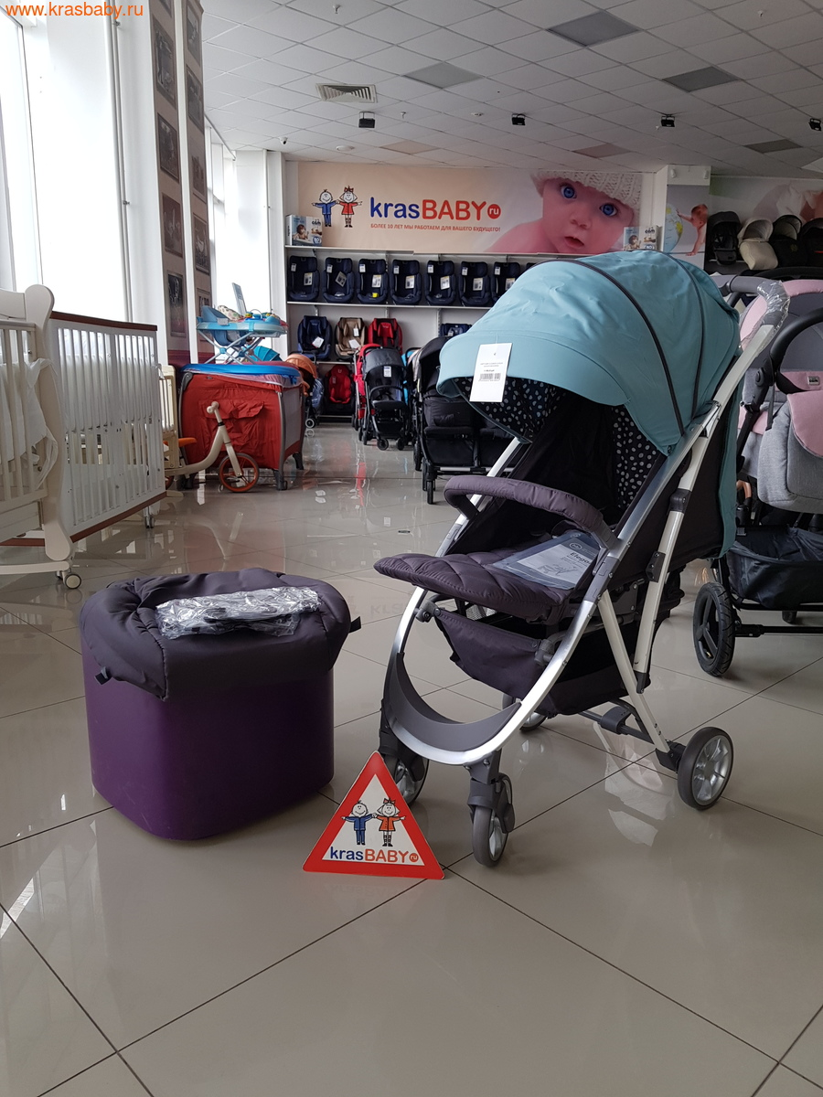Коляска прогулочная HAPPY BABY ELEGANZA V2 (фото)