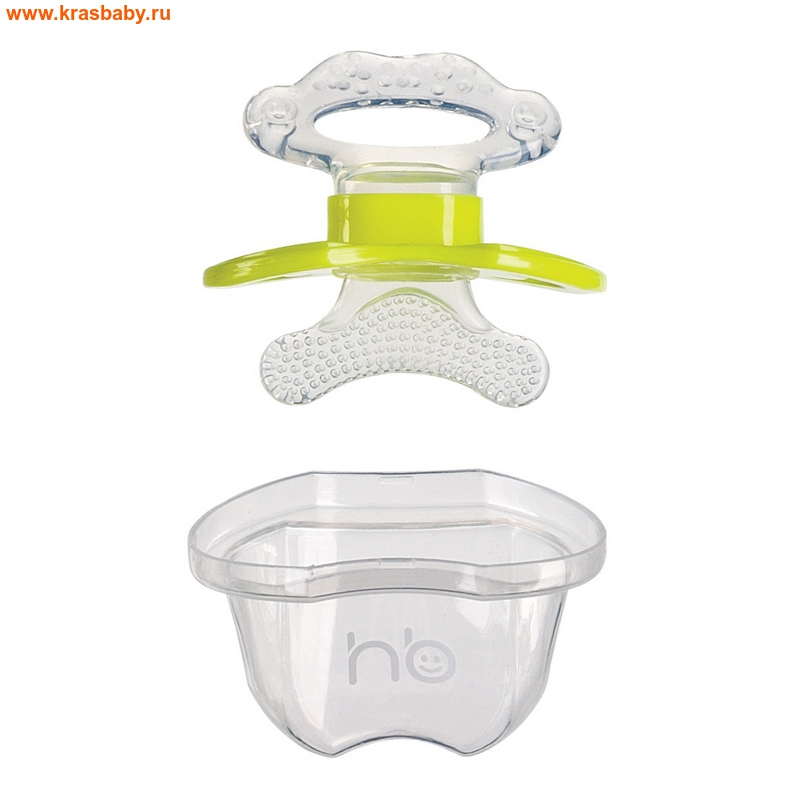 Прорезыватель HAPPY BABY Teether silicone (фото)