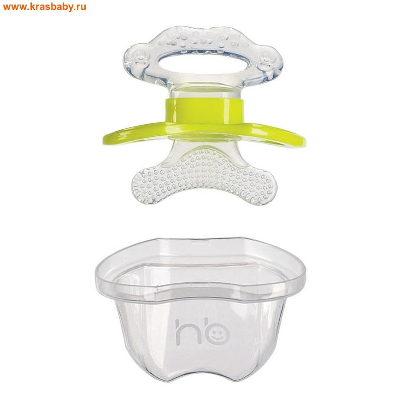 Прорезыватель HAPPY BABY Teether silicone (фото)