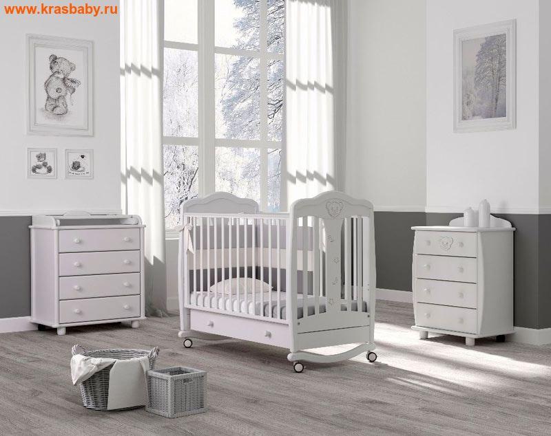 Кроватка GANDYLYAN МИШЕЛЬ (качалка) (фото)