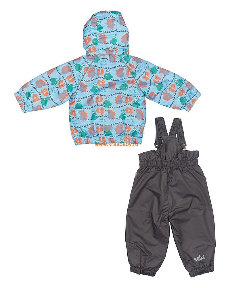 REIKE Комплект (куртка+полукомбинезон) friends (фото)