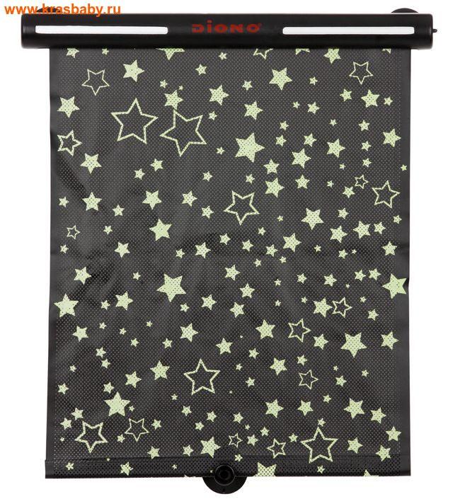 DIONO Шторка от солнца для автомобиля Starry Night (фото)