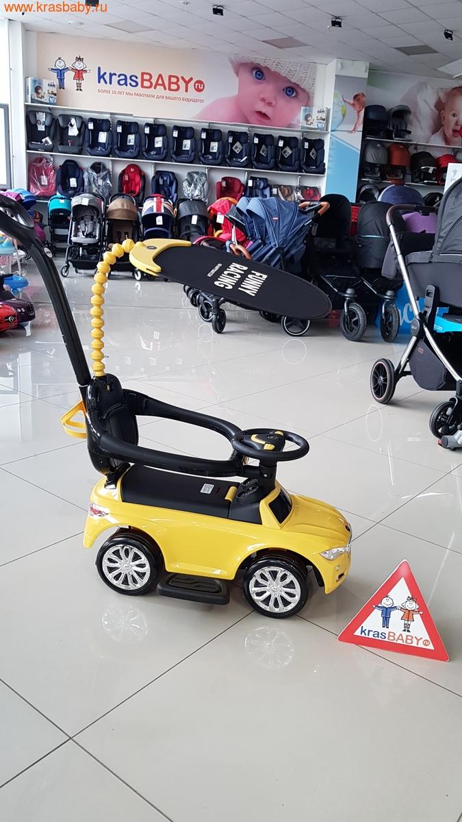 "HAPPY BABY Машина-каталка ""JEEPSY"""