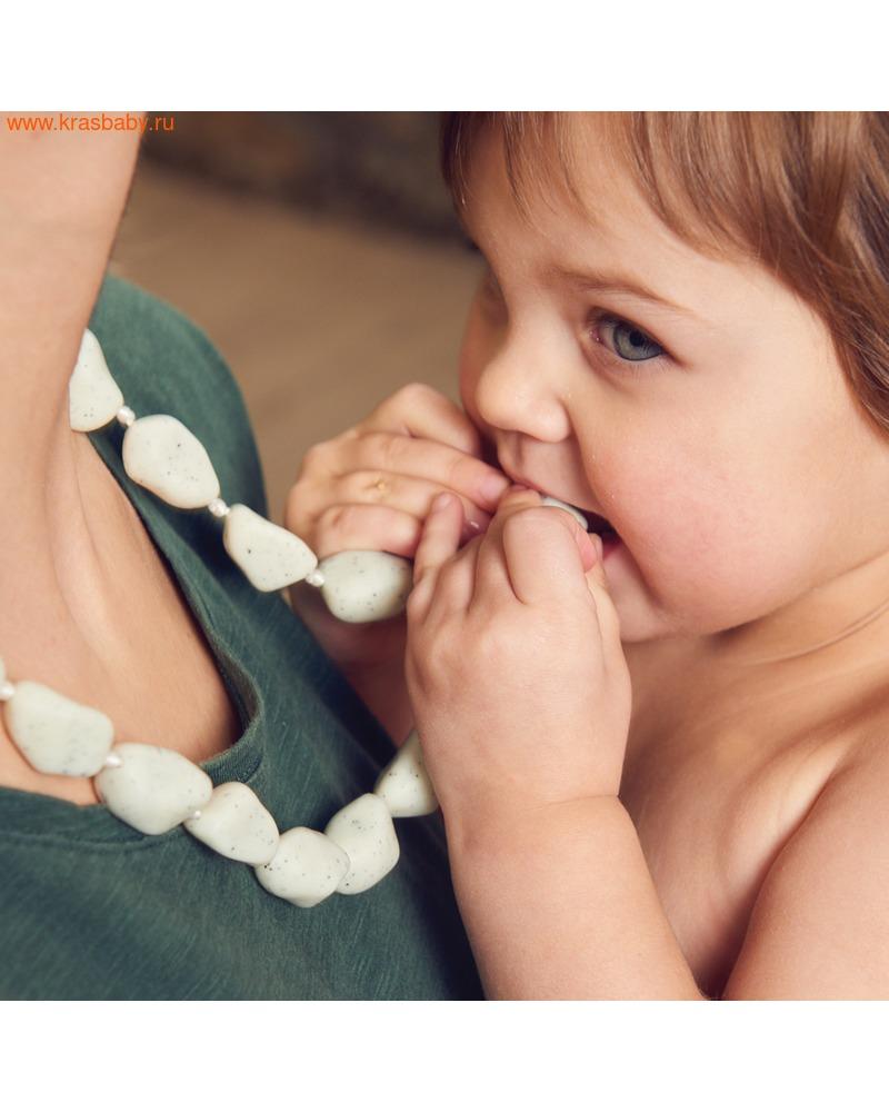 HAPPY BABY Массажеры для десен (слингобусы) CHEW BEADS (фото)