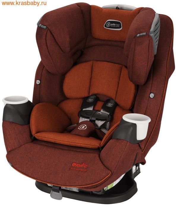 Автокресло EVENFLO SafeMax™ Platinum Series™ (2,2 -54,4 кг) с ISOFIX (фото, цвет Grey)