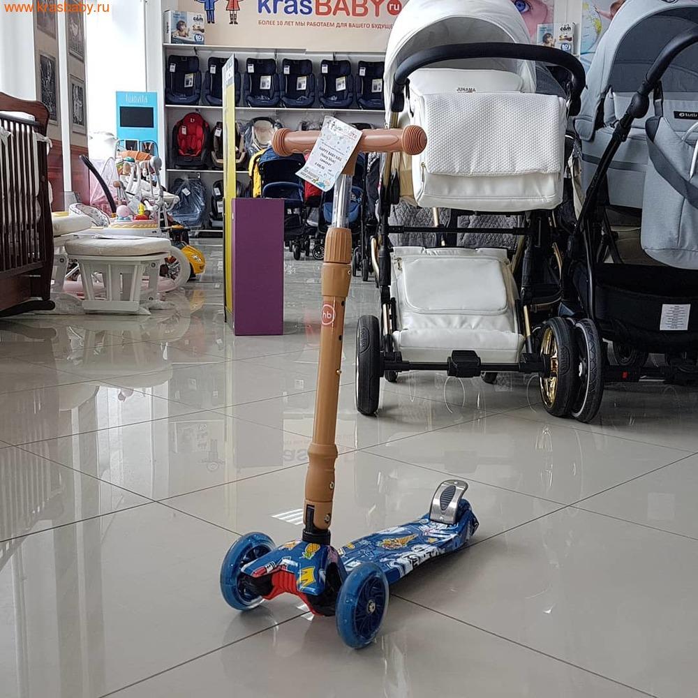 HAPPY BABY Самокат NRG (фото)