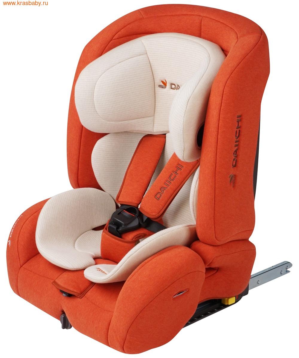 Автокресло DAIICHI D-Guard Toddler™ ISOFIX (9-36 кг) (фото)