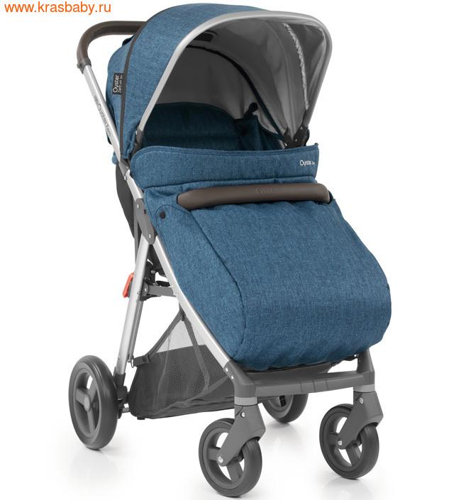 Коляска прогулочная Baby Style OYSTER ZERO (7,9кг) (фото)