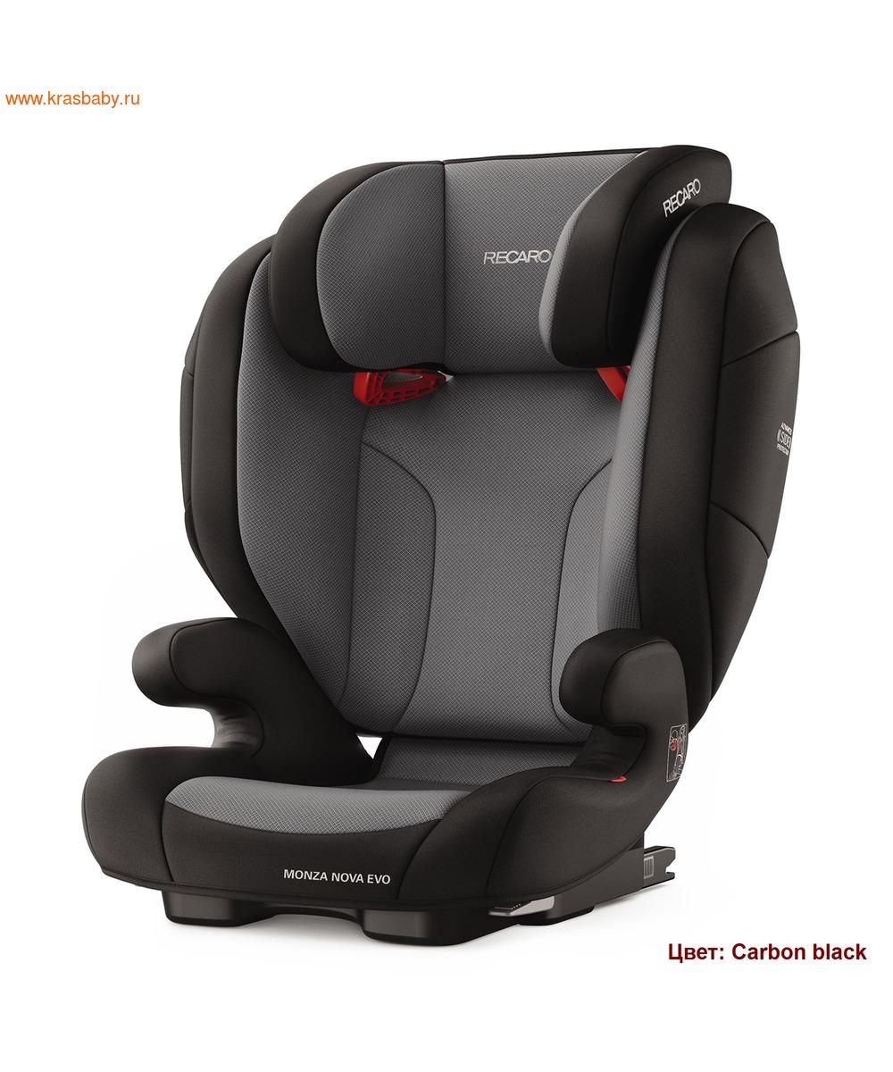Автокресло RECARO Monza Nova EVO Seatfix (15-36 кг) (фото)