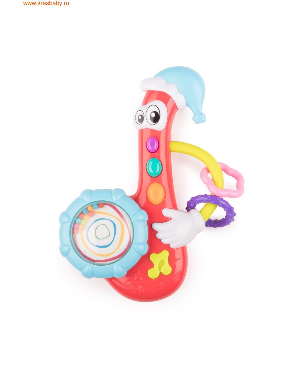 HAPPY BABY Музыкальная игрушка JAZZY (фото)