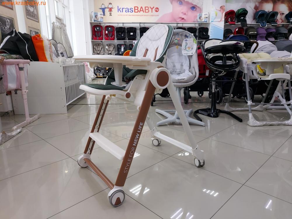 Стульчик для кормления HAPPY BABY BERNY V2 (фото)