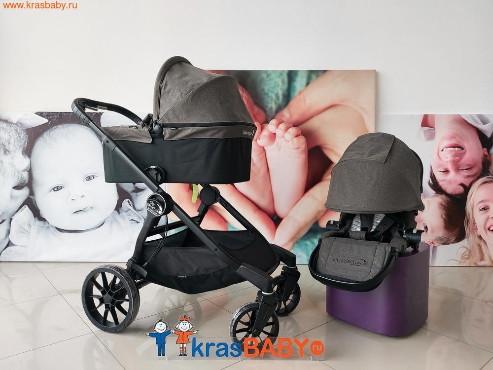 Коляска модульная Baby Jogger CITY SELECT LUX Набор 1 (фото)