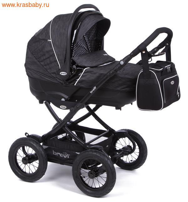 Коляска для новорожденного BREVI Rider (фото)