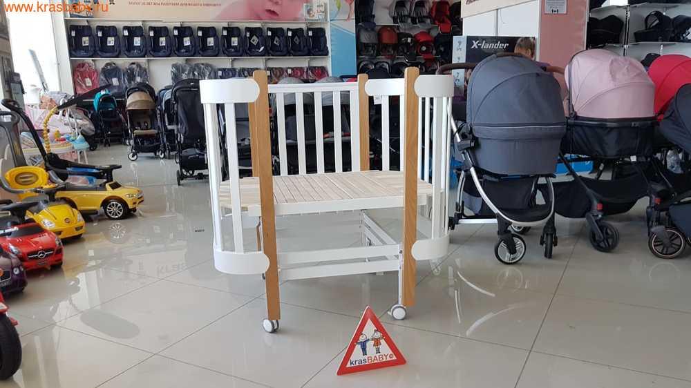 Кровать-трансформер HAPPY BABY MOMMY LUX (фото)