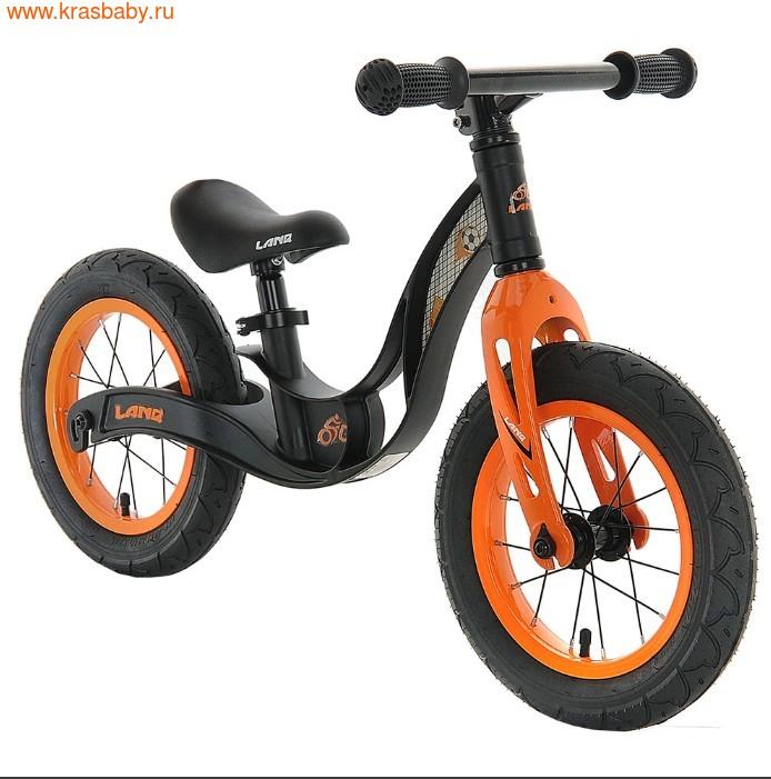 Беговел LANQ Magnesium двухколесный колеса надувные (фото)
