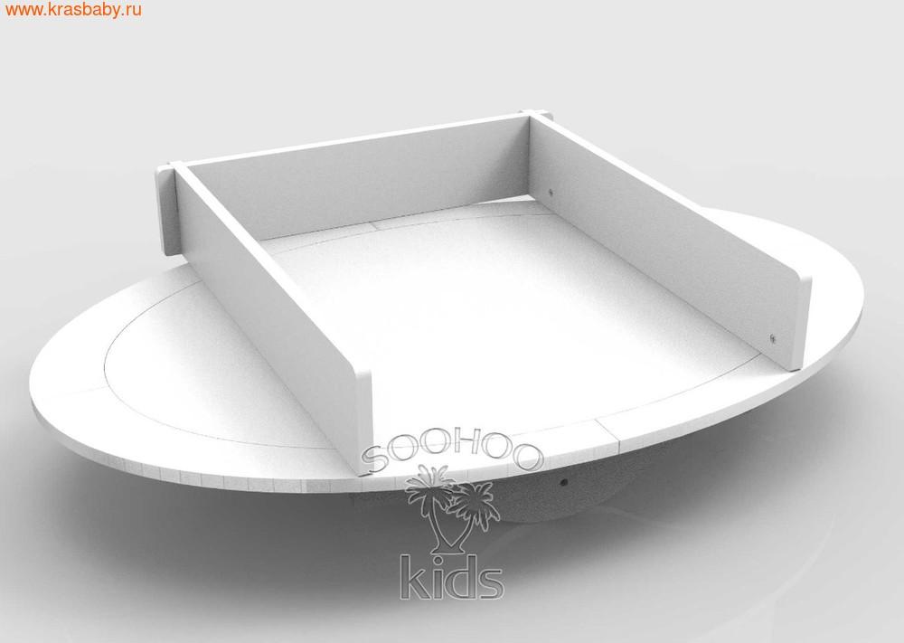SOOHOOKIDS Пеленальная полка/cтолик для AppleBox (фото)