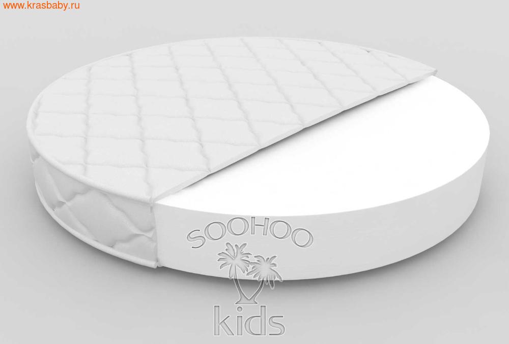 Матрас детский SOOHOOKIDS в колыбель Холкон 8см на Surf 8 в 1 (фото)