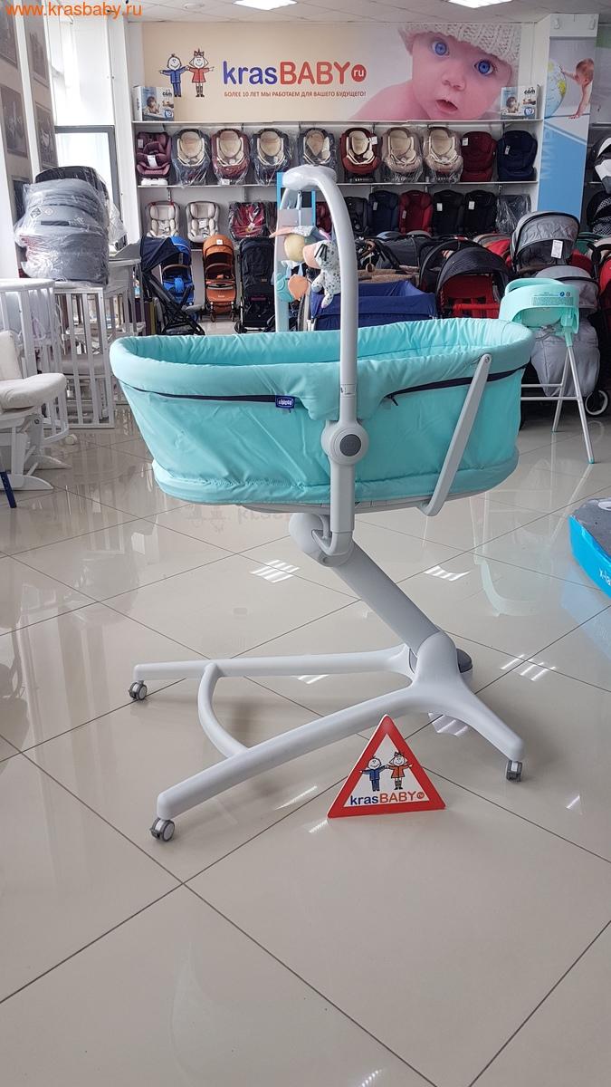 Кроватка CHICCO стульчик Baby Hug 4в1 (фото)