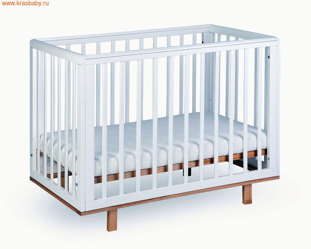 Кроватка HAPPY BABY MIRRA (фото)