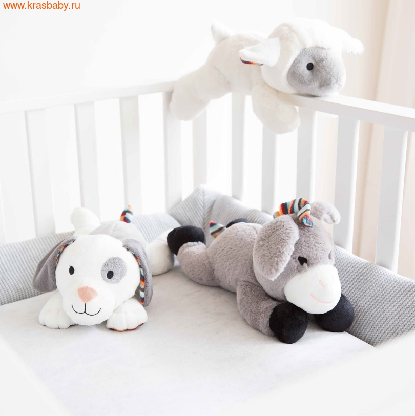ZAZU игрушка-комфортер Декс, Лиз и Дон (фото)