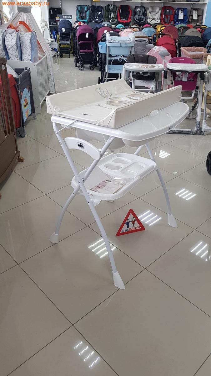 Пеленальный столик CAM Volare с ванночкой (фото)