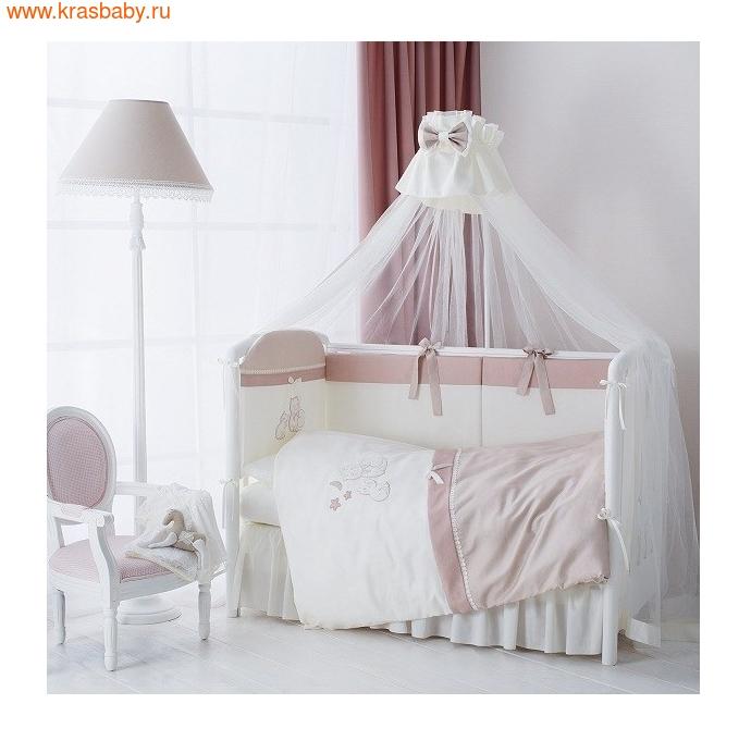Комплект постельного белья PERINA 6 ПРЕДМЕТОВ КОТЯТА КАРАМЕЛЬ (КТ6-01.2) (фото)