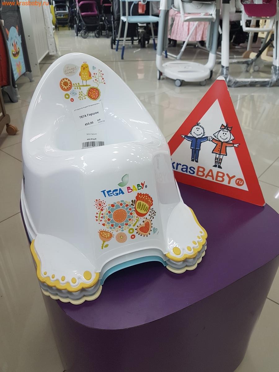 Горшок детский TEGA BABY (фото)