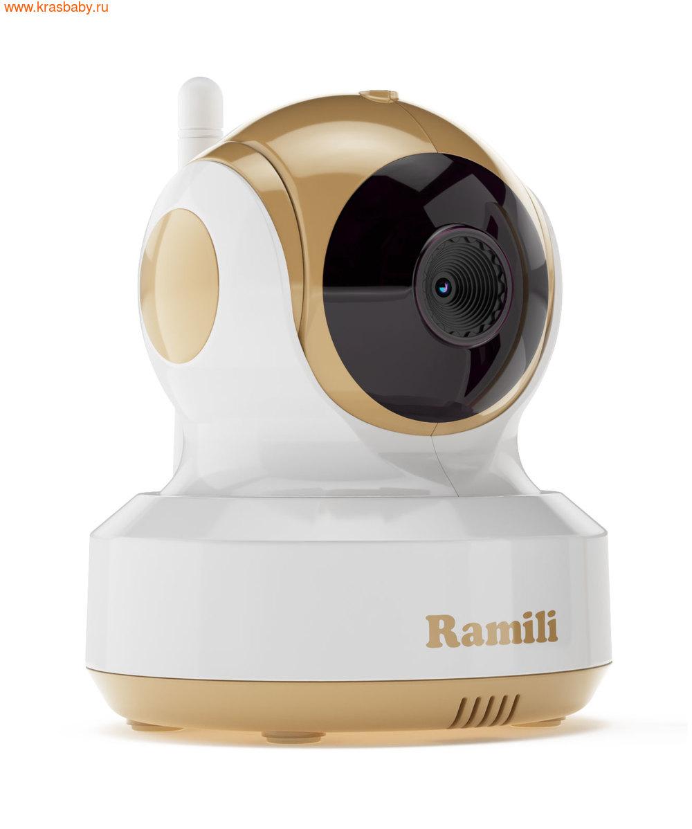 Видеоняня RAMILI BABY ВИДЕОНЯНЯ RV1500C Wi-Fi HD720p (фото)