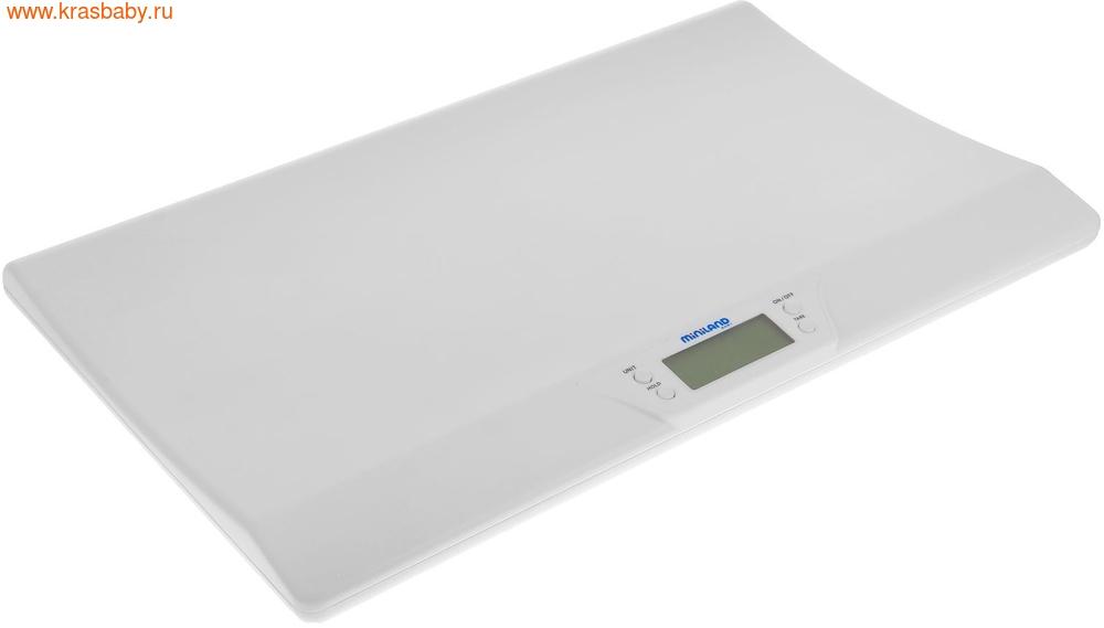 Весы электронные MINILAND электронные детские весы BabyScale (фото)
