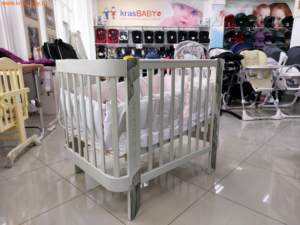 Кровать-трансформер HAPPY BABY MOMMY LOVE (фото)
