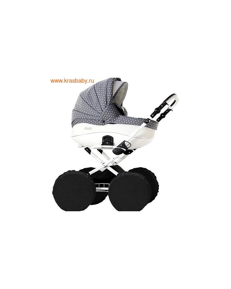 Protection Baby Чехлы на колеса для классических колясок (фото)
