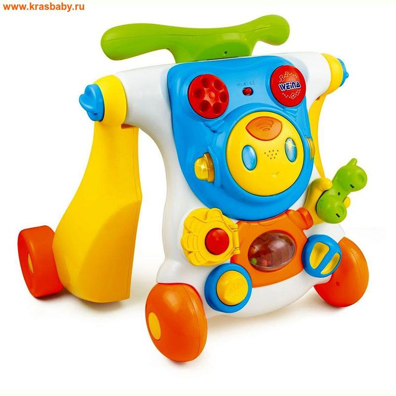Ходунки детские WEINA Робот (от 9 месяцев) (фото)