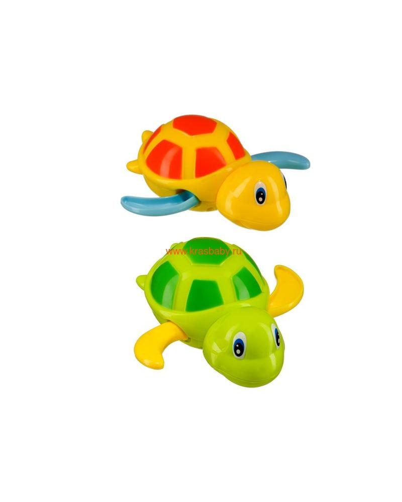 HAPPY BABY Заводные черепашки для ванной SWIMMING TURTLES (фото)