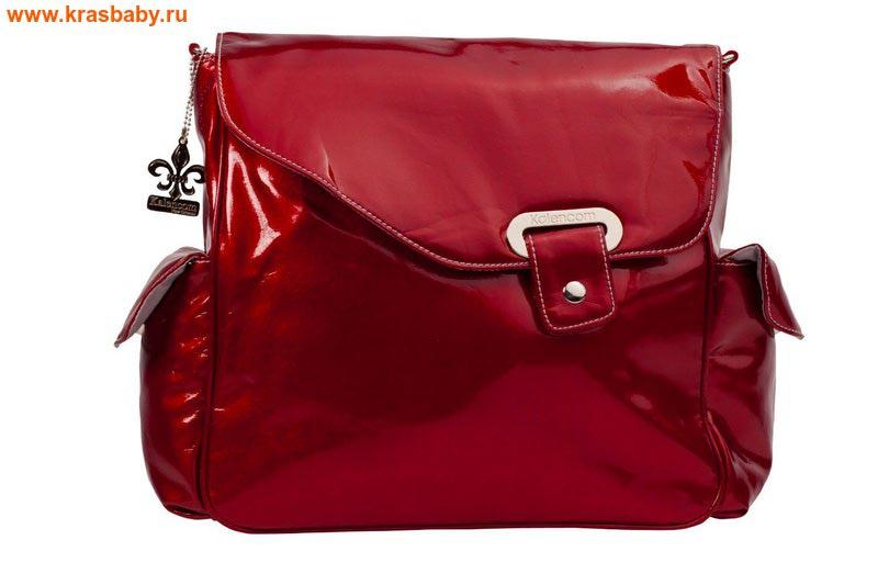 Kalencom Сумка для коляски New Flap Bag Irredescent Pattent (фото)
