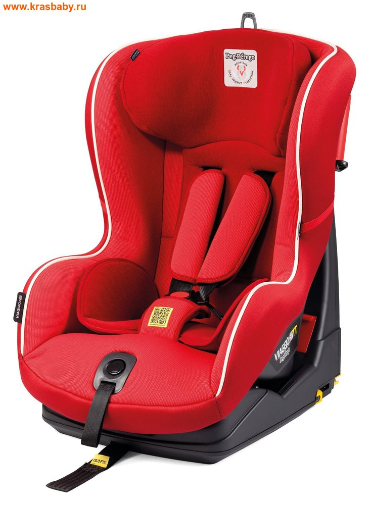 Автокресло Peg Perego VIAGGIO1 DUO-FIX TT (9-18 кг) (фото)
