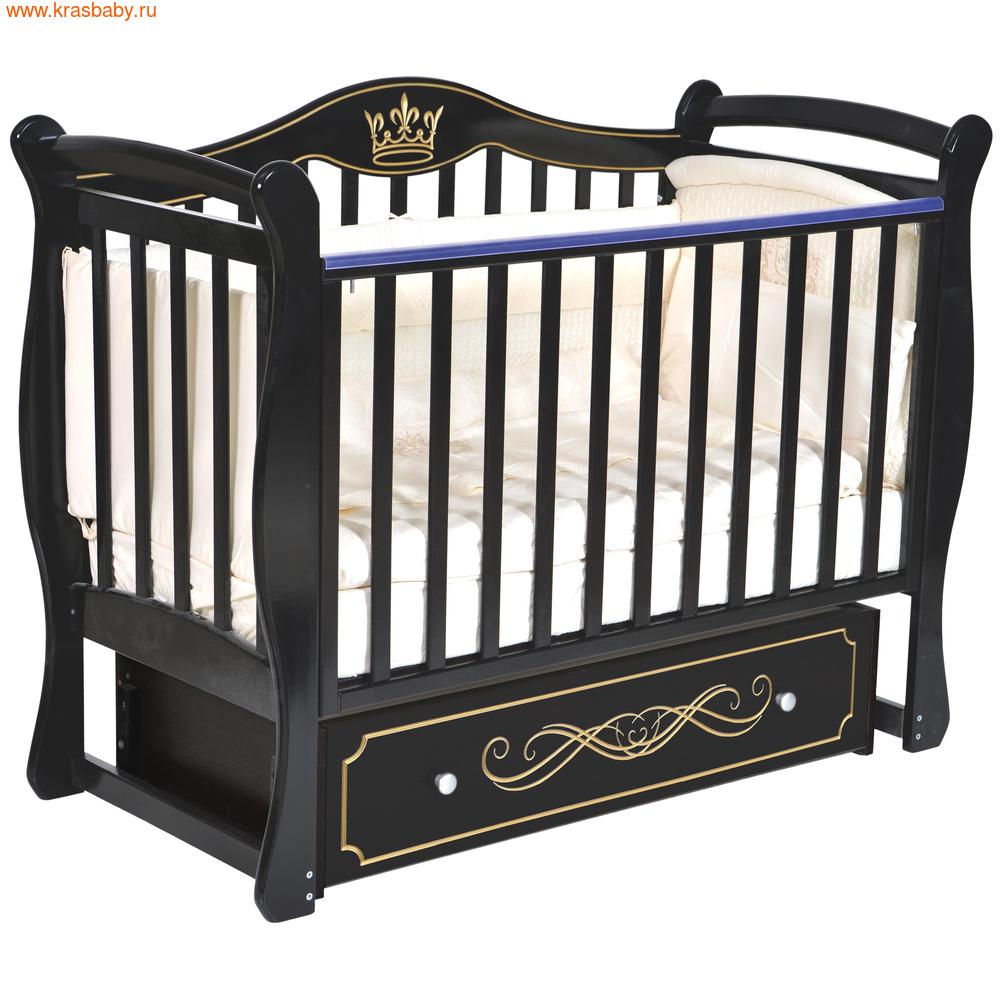 Кроватка Кедр Grace 1 (фото)