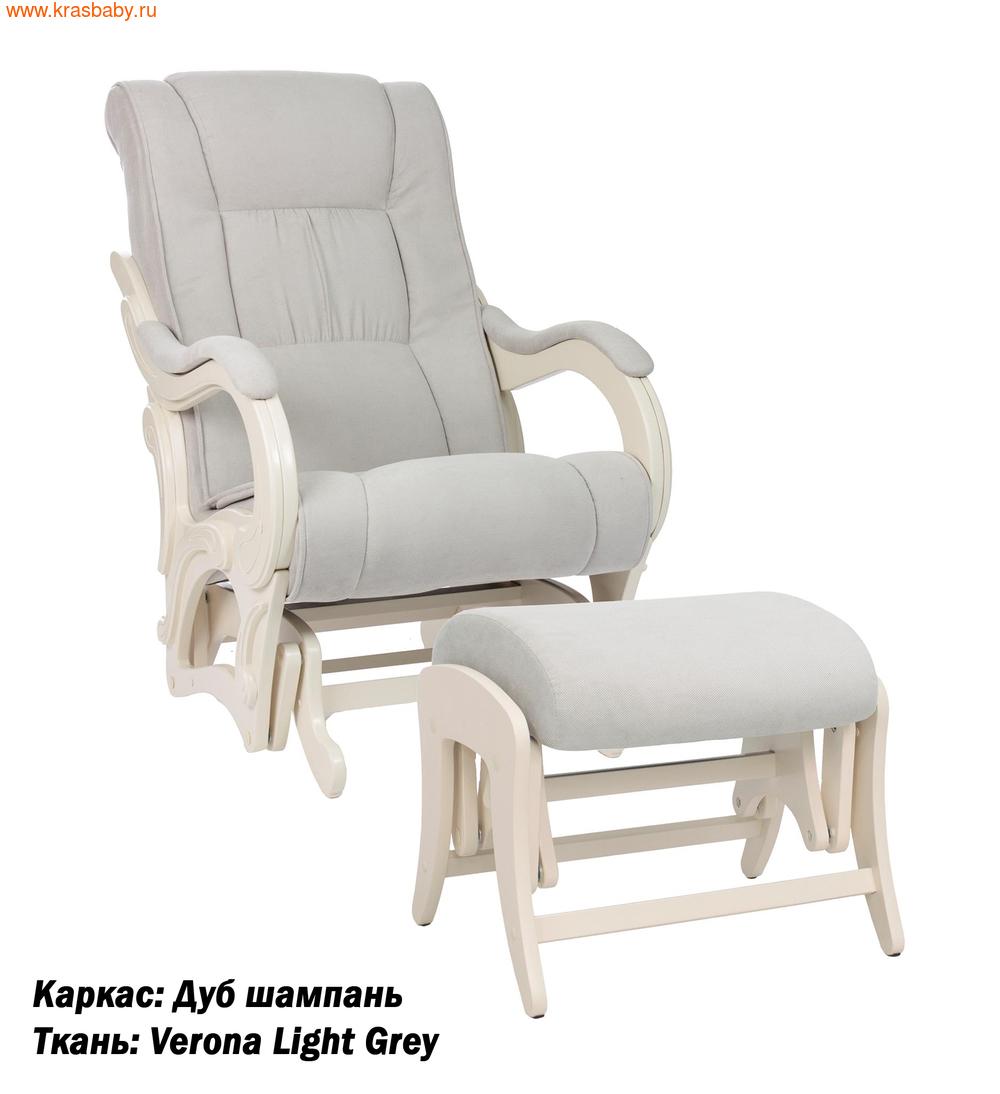 Кресло-качалка MILLI КОМПЛЕКТ MILLI STYLE КРЕСЛО-КАЧАЛКА (фото)