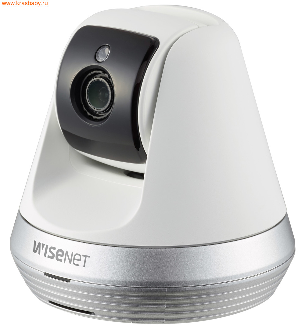 Видеоняня Wisenet Wi-Fi Видеоняня SmartCam SNH-V6410PNW (фото)